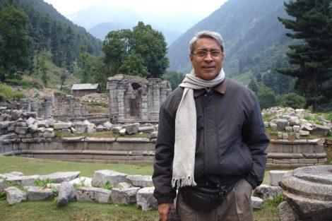 Benoy K Behl, Wangath Shiva Temple, Kashmir