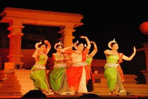 In this event focusing on Indian classical dance styles, eminent artistes from the country