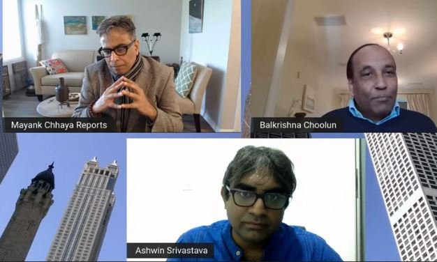 Mayank Chhaya in conversation with Vedan Choolun & Ashwin Srivastav
