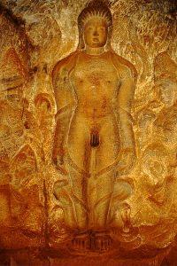 Bahubali in Jain Cave 4